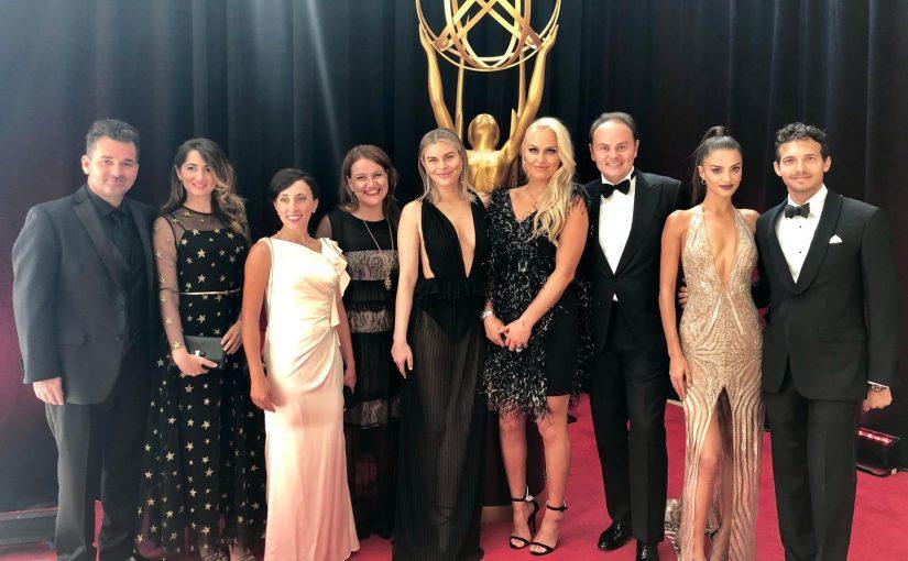La settantesima edizione degli Emmy® Awards brinda con Ferrari