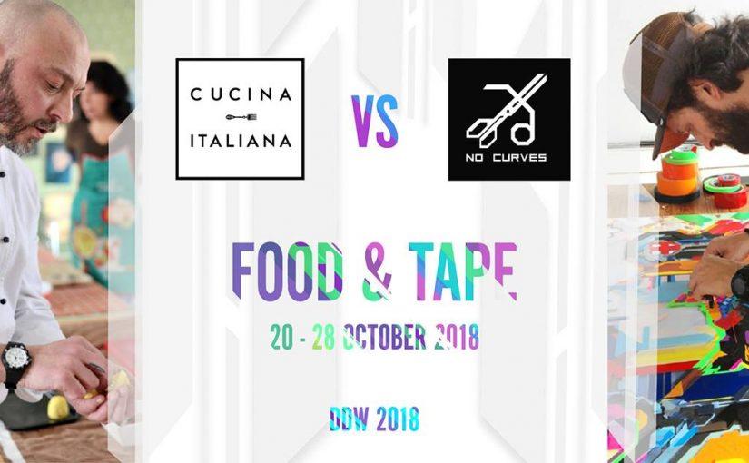 Al via la Dutch Design Week:  GICO e CUCINA ITALIANA trasformano il cibo in arte