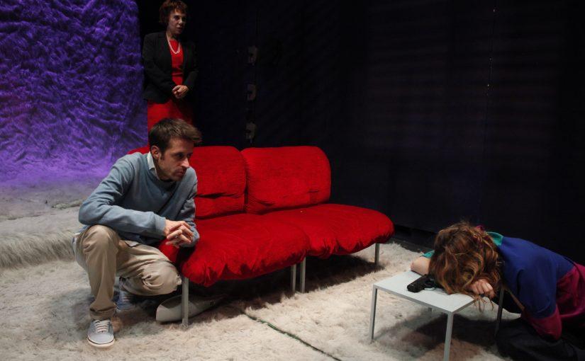 BUON ANNO, RAGAZZI  diFrancesco Brandi Teatro Franco Parenti Milano