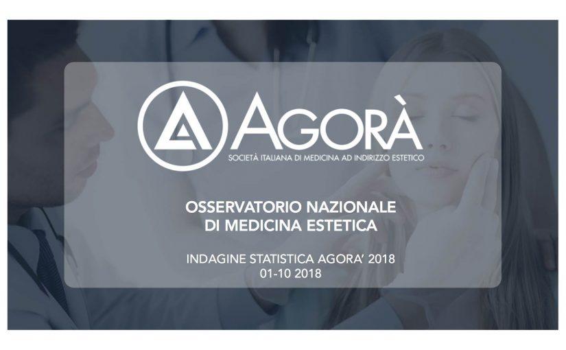 Osservatorio Nazionale Agorà: tutti i trend della Medicina Estetica