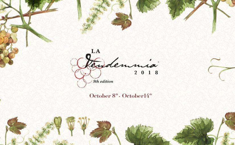 "MONTENAPOLEONE DISTRICT RISERVA A MILANESI E TURISTI  IL MENU ""LA VENDEMMIA"""