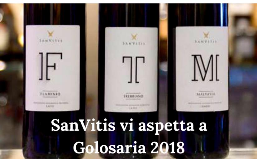 Il Bellone della cantina SanVitis  a Golosaria  Milano