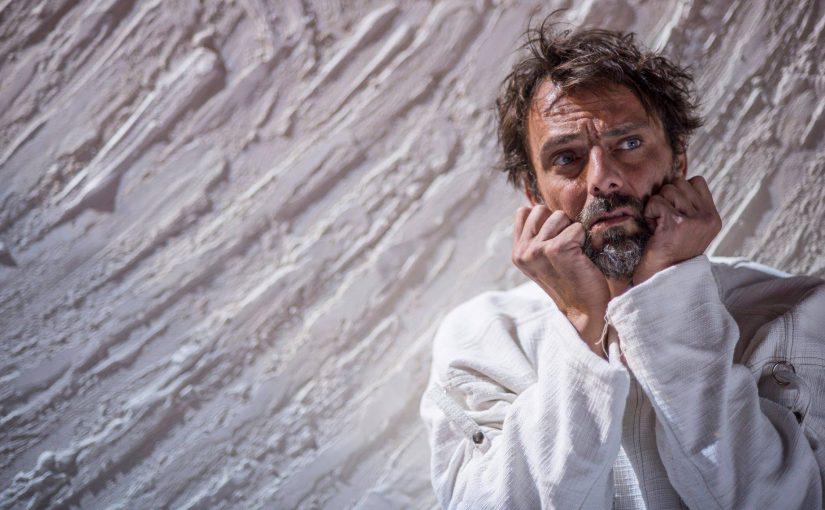 Teatro Manzoni Milano Alessandro Preziosi  VINCENT VAN GOGH  L'ODORE ASSORDANTE DEL BIANCO