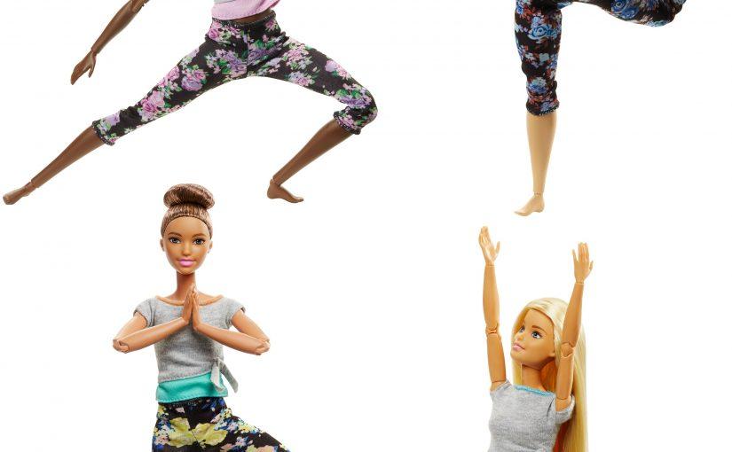 Barbie Snodata rende possibili infiniti movimenti e crea nuove opportunità per esprimersi e divertirsi!