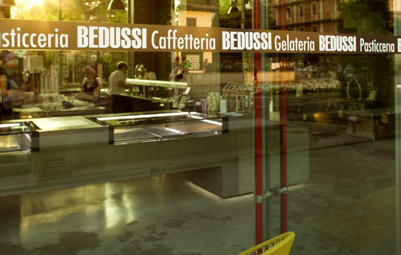 Da Bedussi gelateria arriva l'esclusiva macchina del caffè Modbar Espresso AV