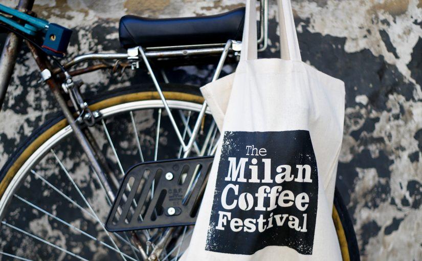"""L'AROMA DEL """"MILAN COFFEE FESTIVAL"""" INEBRIA LA CITTA'"""