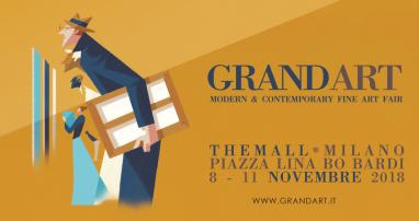 MILANO – THE MALL  LA SECONDA EDIZIONE DI GRANDART MODERN & CONTEMPORARY FINE ART FAIR