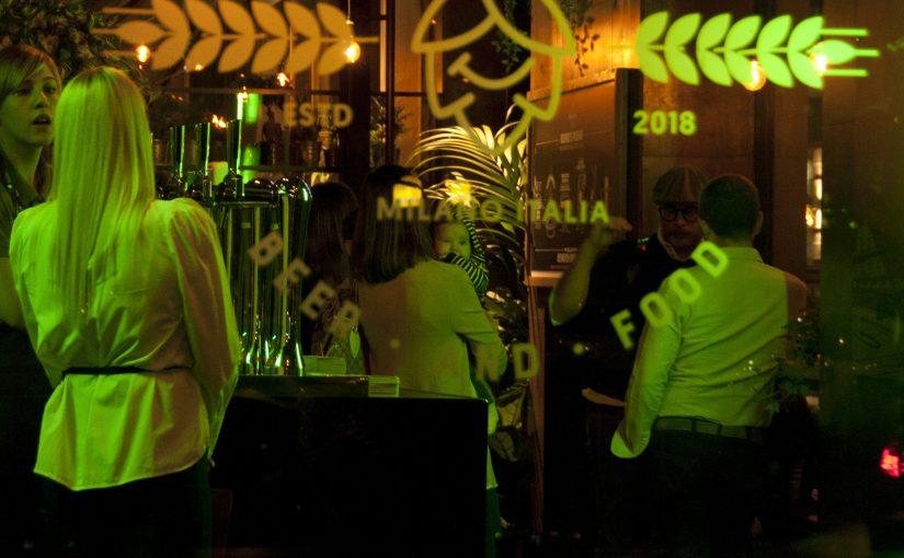 Apre BeerGarden in zona Isola.