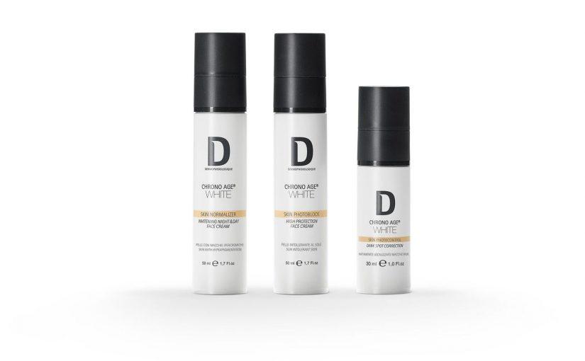 Dermophisiologique presenta Chrono® Age White