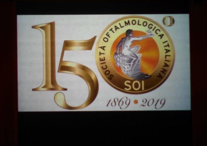 La Società Oftalmologica Italiana celebra i suoi primi 150 anni