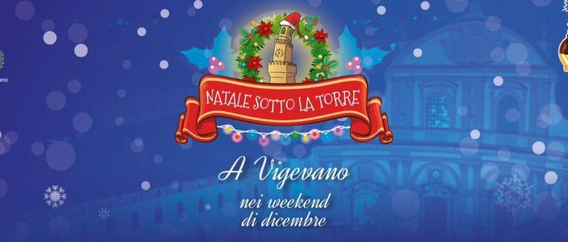 """""""NATALE SOTTO LA TORRE"""": a Vigevano, divertimento, cultura e solidarietà in attesa del Natale"""