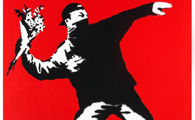 MUDEC THE ART OF BANKSY.  A Visual Protest a cura di Gianni Mercurio