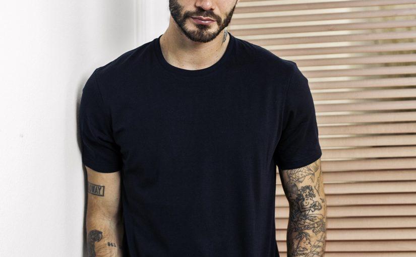 Stefano De Martino, per il Natale 2018, digital Ambassador di Intimissimi Uomo