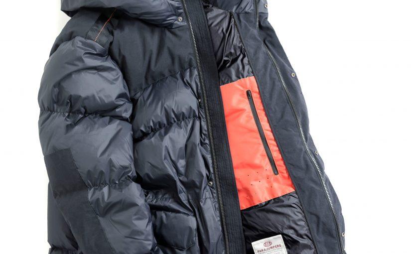 PARAJUMPERS presenta la Collezione Uomo Autunno/Inverno a Pitti