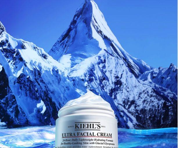 Ultra Facial Cream, il leggendario idratante by Kiehl's, pronto a nuove avventure