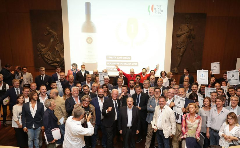 The Winesider Best Italian Wine Awards 2018