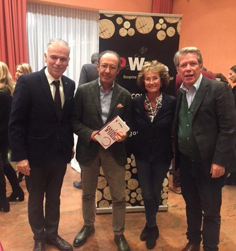 Presentata a Milano la nuova edizione della GuidaGoWine    CANTINE D'ITALIA 2019