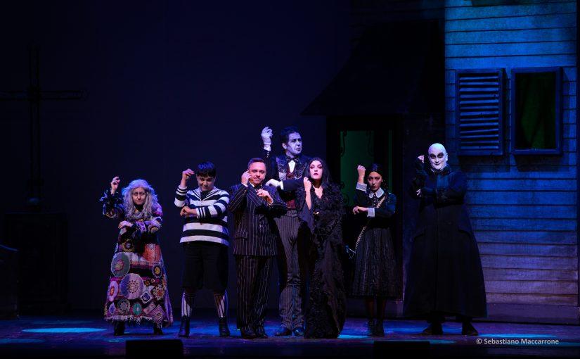La Famiglia Addams con GABRIELE CIRILLI