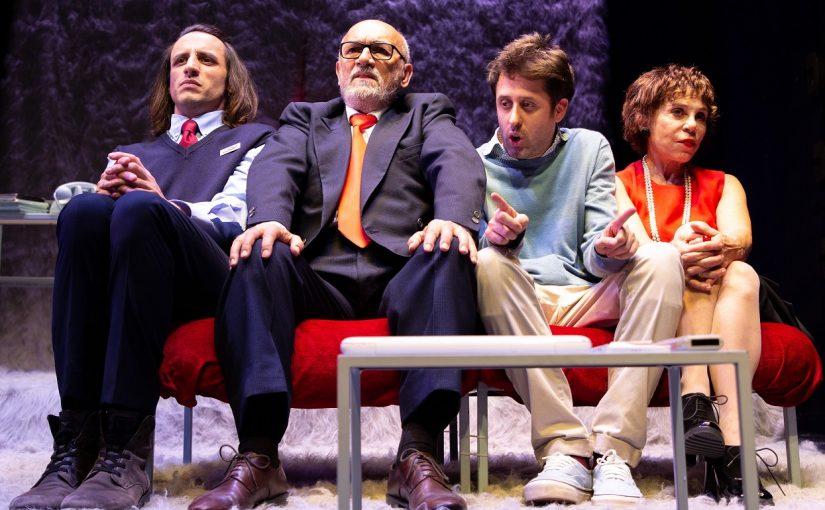 Teatro Franco Parenti all'Elfo Puccini Buon anno, ragazzi  di Francesco Brandi
