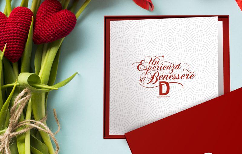 Festeggia San Valentino con  i Cofanetti Gift Dermophisiologique.