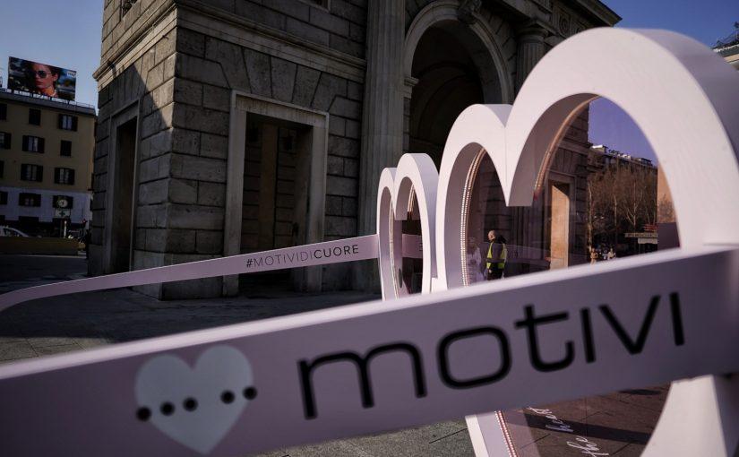 Look With The Heart: Motivi invita a guardare con il cuore la Milano Fashion Week