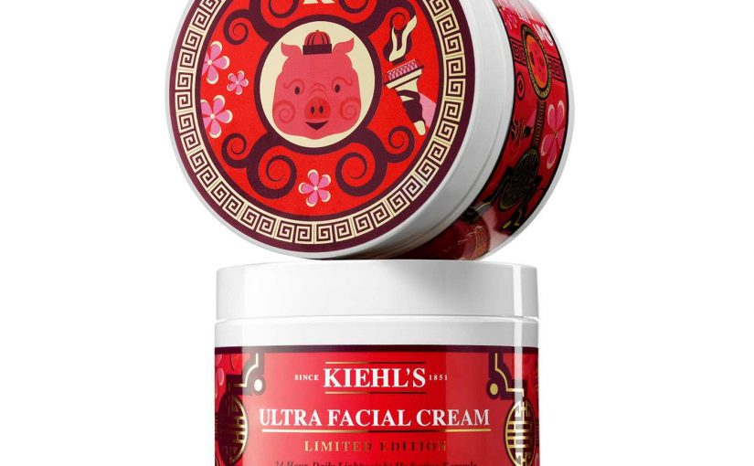 Happy Chinese New Year da Kiehl's