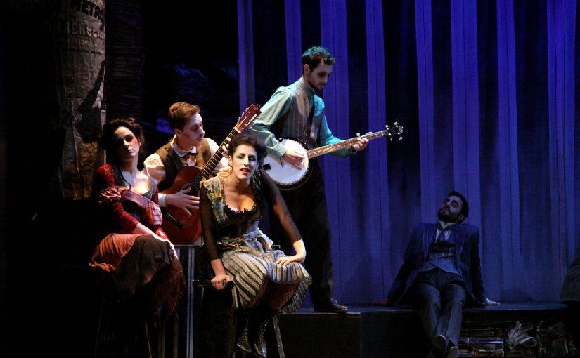 TEATRO ELFO PUCCINI  Tamburi nella notte  di Bertolt Brecht