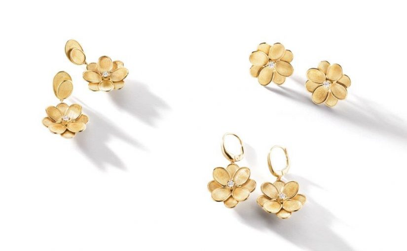 Marco Bicego presenta Lunaria Petali Collection