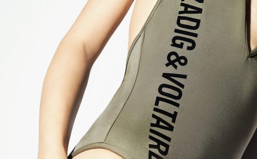 Logomania con Zadig&Voltaire beachwear