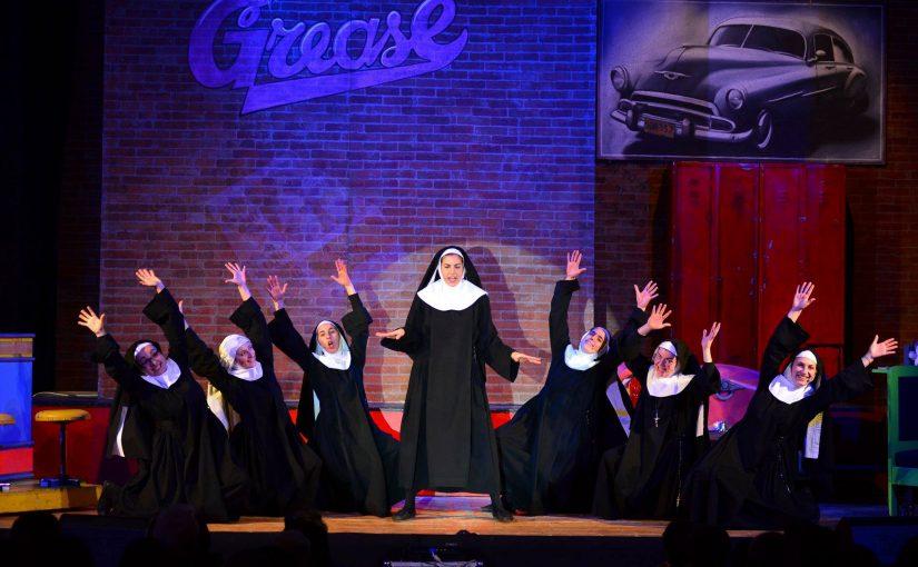 """Teatro Nuovo di Milano  """"Nunsense – Le amiche di Maria""""  di Dan Goggin"""