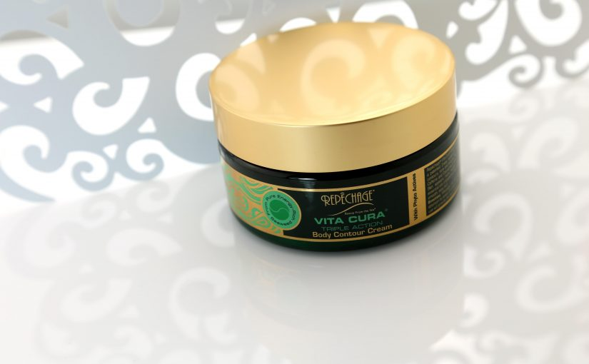 Repêchage presenta VITA CURA Triple Action Body Contour Cream