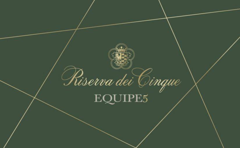 Vinitaly 2019 Cantina di Soave Riserva dei Cinque Timeless Icon