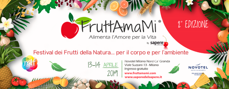 """Milano Novotel """"FruttAmaMi"""" seconda edizione: energia e luce dal cibo"""