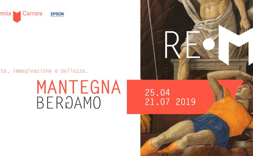 RE-M MANTEGNA  Accademia Carrara Bergamo