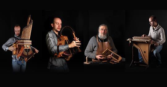 ELFO PUCCINI, SPAZIO ATELIER, 29 APRILE / 4 MAGGIO  Leonardo, i leonardeschi e gli angeli musicanti