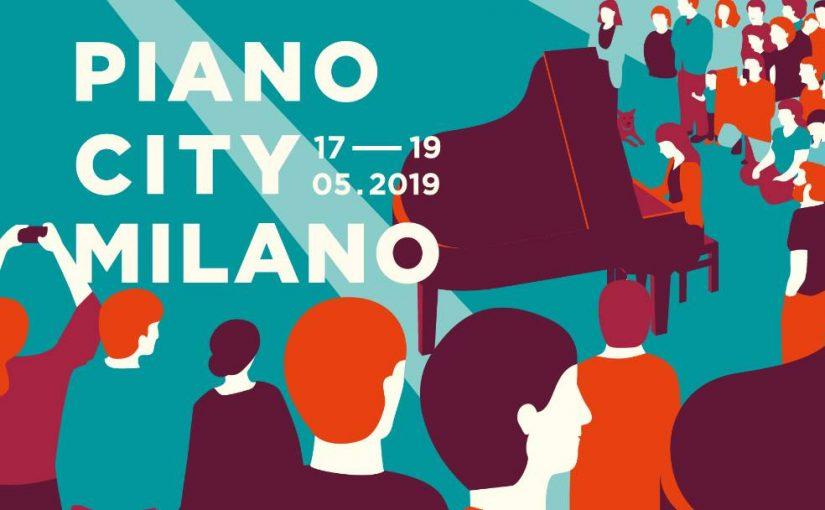 """CULTURA. DAL 17 AL 19 MAGGIO L'OTTAVA EDIZIONE DI """"PIANO CITY MILANO"""""""