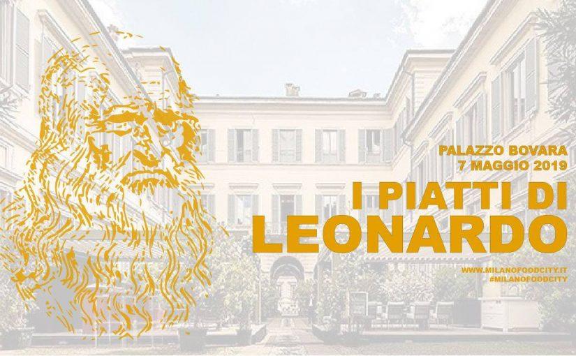 Milano Food City: l'omaggio Pop a Leonardo