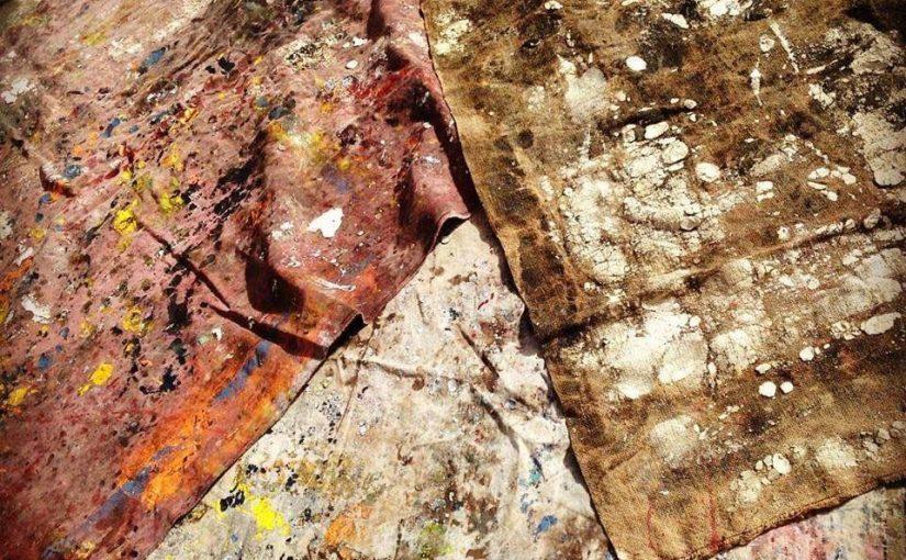 Mostra Tracce di un Operaio di Andrea Capecci  Matera2019