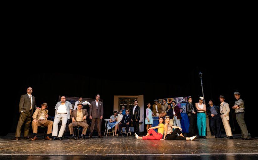 Teatro Nuovo di Milano  presenta  A BRONX TALE