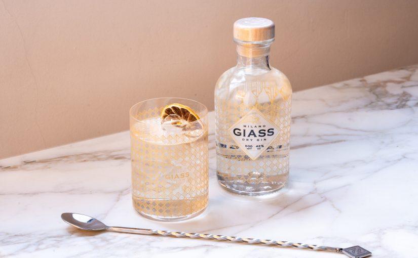 GIASS il celebre gin milanese  si gusta quando e dove si preferisce