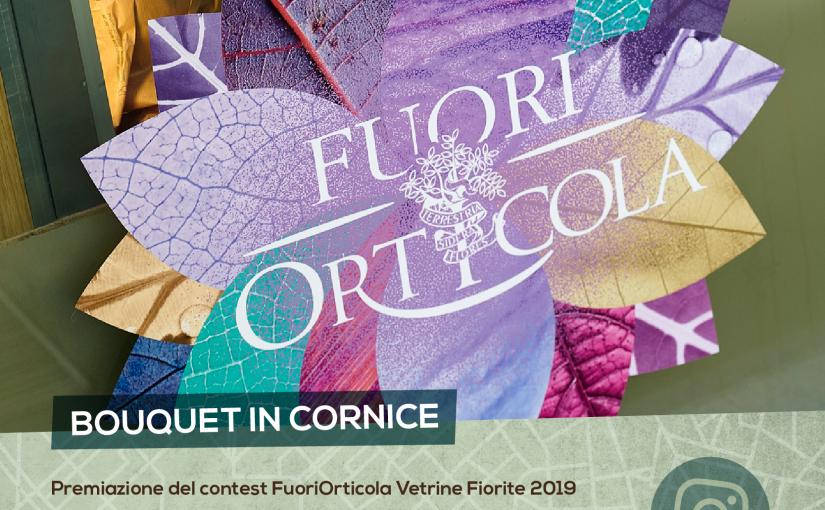 Orti Fioriti di CityLIfe premiazione dei vincitori del Contest FuoriOrticola Vetrine Fiorite 2019