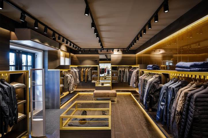 Moorer continua la corsa di espansione verso l'estero aprendo la prima Boutique monomarca in Germania ( Sylt) )
