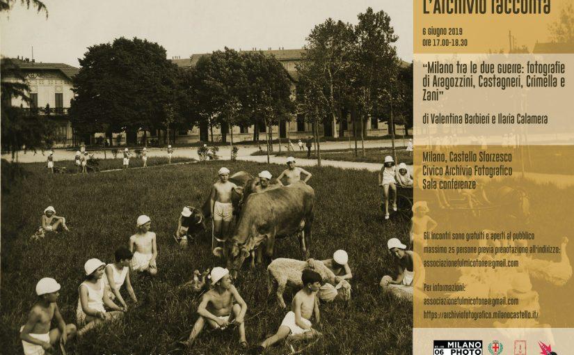 "Photoweek 2019 ""L'archivio racconta"" Milano, Castello Sforzesco"
