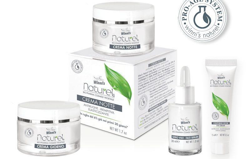 Il futuro per la pelle è oggi con il benessere dalla natura e Winni's firma la nuova linea cosmetica naturale e bio
