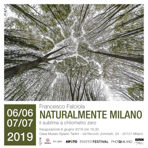 PHOTOFESTIVAL EPHOTOWEEK  Francesco Falciola  NATURALMENTE MILANO Casa Museo Spazio Tadini