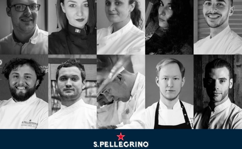 S.PELLEGRINO YOUNG CHEF 2020