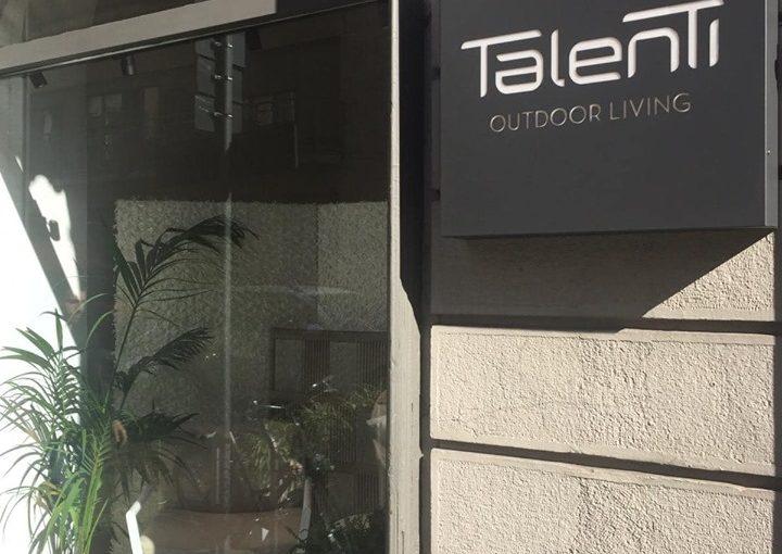 Talenti inaugura il primo Flagship Store a Milano nel cuore di Brera