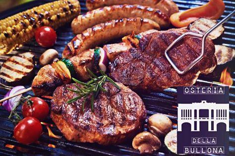 """All'""""Osteria della Bullona"""" la famosa festa americana si celebra con un barbecue particolare"""