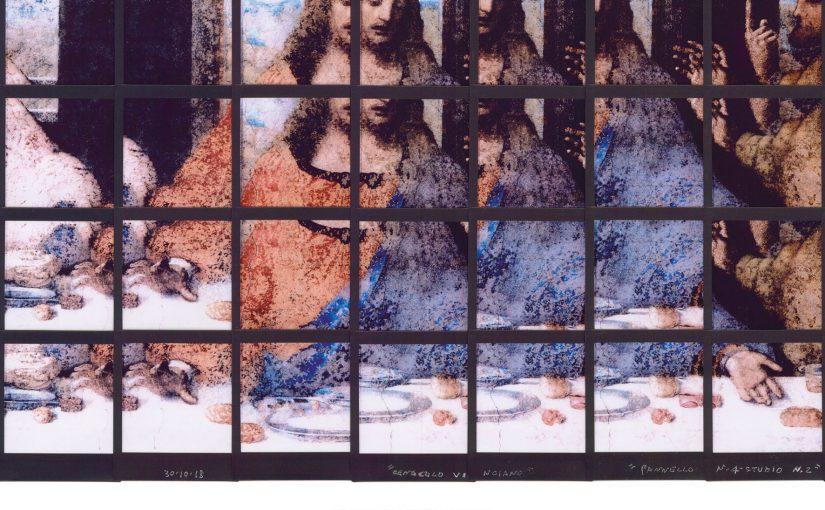 Skira Maurizio Galimberti Il Cenacolo di Leonardo da Vinci a cura di Federico Mininni