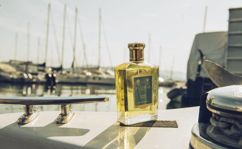 Presentazione della nuova fragranza di Floris Neroli Voyage.
